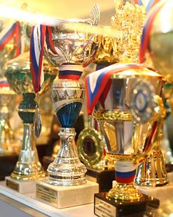 Награды, медали, кубки, ордена